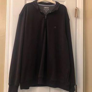 Men's IZOD XXL Stretch Quarter-Zip Pullover